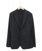 DOLCE & GABBANA(ドルチェアンドガッバーナ)の古着「1Bテーラードジャケット」 ブラック