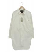 anachronorm(アナクロノーム)の古着「ロングシャツ」