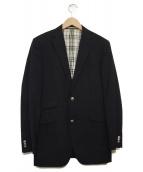 BURBERRY BLACK LABEL(バーバリーブラックレーベル)の古着「2Bテーラードジャケット」