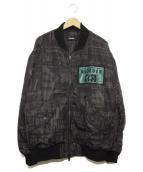 DIESEL(ディーゼル)の古着「MA-1ジャケット」