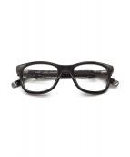 DSQUARED2(ディースクエアード)の古着「伊達眼鏡(メガネフレーム)」|ブラック