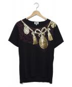 Vivienne Westwood man(ヴィヴィアンウェストウッドマン)の古着「カラーマキシTシャツ」|ブラック