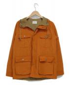 W.I.C(ウォークインクローゼット)の古着「60/40マウンテンパーカー」|オレンジ
