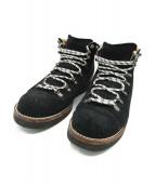 bukht(ブフト)の古着「トレッキングブーツ」 ブラック