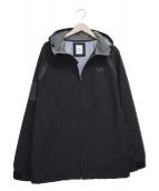 RVCA(ルカ)の古着「マウンテンパーカー」|ブラック