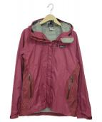 Patagonia(パタゴニア)の古着「マウンテンパーカー」 ピンク