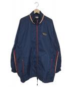 NIKE(ナイキ)の古着「[古着]90sナイロンジャケット」|ブルー