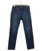 LEVIS PReMIUM(リーバイス プレミアム)の古着「デニムパンツ」|ブルー