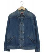BRU NA BOINNE(ブルーナボイン)の古着「デニムシャツ」|インディゴ