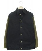 semoh(セモー)の古着「カバーオール」 ブラック