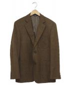 BROOKS BROTHERS 346(ブルックスブラザーズ)の古着「テーラードジャケット」 ブラウン