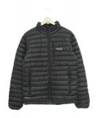 Rab(ラブ)の古着「マイクロライトジャケット」|ブラック