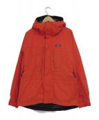 Patagonia(パタゴニア)の古着「ナイトロ2ジャケット」 レッド