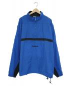 REEBOK(リーボック)の古着「アノラックジャケット」|ブルー