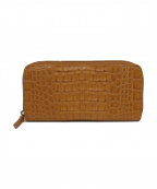 RODANIA(ロダニア)の古着「型押し長財布」|ブラウン