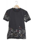 DOLCE & GABBANA(ドルチェアンドガッバーナ)の古着「半袖Tシャツ」|ブラック