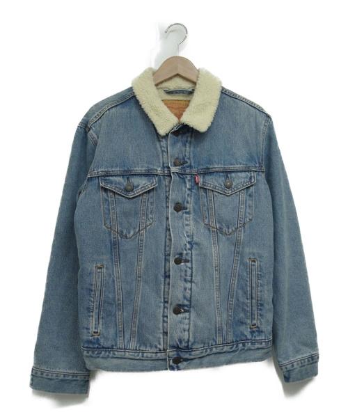 LEVIS(リーバイス)LEVIS (リーバイス) デニムランチジャケット ブルー サイズ:Mの古着・服飾アイテム