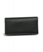 Whitehouse Cox(ホワイトハウスコックス)の古着「2つ折り財布」|ネイビー