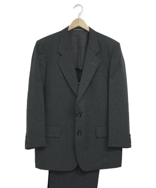 COMME des GARCONS HOMME(コムデギャルソンオム)COMME des GARCONS HOMME (コムデギャルソンオム) セットアップスーツ グレー サイズ:S AD2003の古着・服飾アイテム