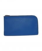 STEFANOMANO(ステファノマーノ)の古着「クラッチバッグ」|ブルー
