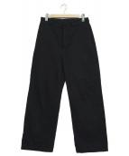 THE HINOKI(ザヒノキ)の古着「オーガニックコットンチノ」|ブラック