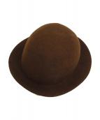 mature hat(マチュアーハ)の古着「ハット」|ベージュ