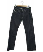 DIESEL × adidas(ディーゼル×アディダス)の古着「デニムパンツ」|インディゴ