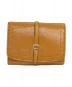 Dakota(ダコタ)の古着「2つ折り財布」|ベージュ