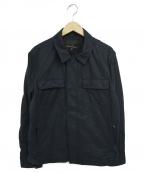 BANANA REPUBLIC(バナナリパブリック)の古着「CPOジャケット」 ネイビー