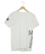 CHROME HEARTS(クロムハーツ)の古着「プリントTシャツ」|ホワイト