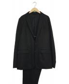 DKNY(ダナキャランニューヨーク)の古着「セットアップスーツ」|ブラック