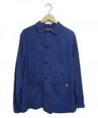 UNIVERSAL OVERALL(ユニバーサルオーバーオール)の古着「カバーオール」 ブルー