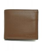 COACH(コーチ)の古着「2つ折り財布」|ブラウン