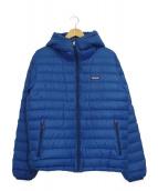 Patagonia(パタゴニア)の古着「ダウンジャケット」|ブルー
