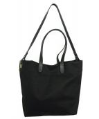 MIMI(ミミ)の古着「2WAYバッグ」 ブラック