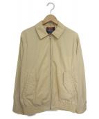 PHINGERIN(フィンガリン)の古着「スイングトップ」|ベージュ