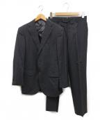 BEAMS F(ビームスエフ)の古着「2Bセットアップスーツ」|ブラック