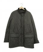 schneiders(シュナイダー)の古着「中綿コート」 オリーブ
