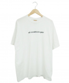 NIKE ACG(ナイキエージーシー)の古着「プリントTシャツ」 ホワイト