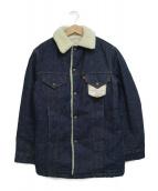 LEVIS(リーバイス)の古着「70s ヴィンテージランチジャケット」|インディゴ