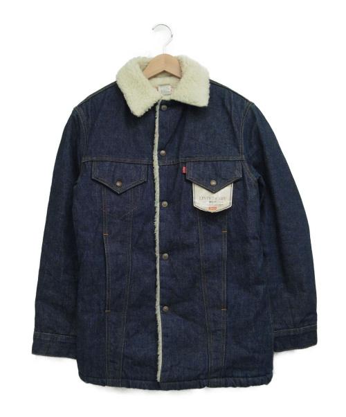 LEVIS(リーバイス)LEVIS (リーバイス) 70s ヴィンテージランチジャケット インディゴ サイズ:34 71605-0217 USA製 デッドストックの古着・服飾アイテム