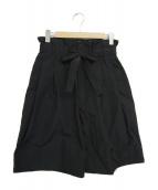 SASQUATCHfabrix.(サスクワァッチファブリックス)の古着「ナイロンショートパンツ」|ブラック
