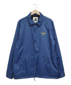 X-LARGE(エクストララージ)の古着「コーチジャケット」|ブルー