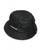 Supreme(シュプリーム)の古着「バケットハット」|ブラック