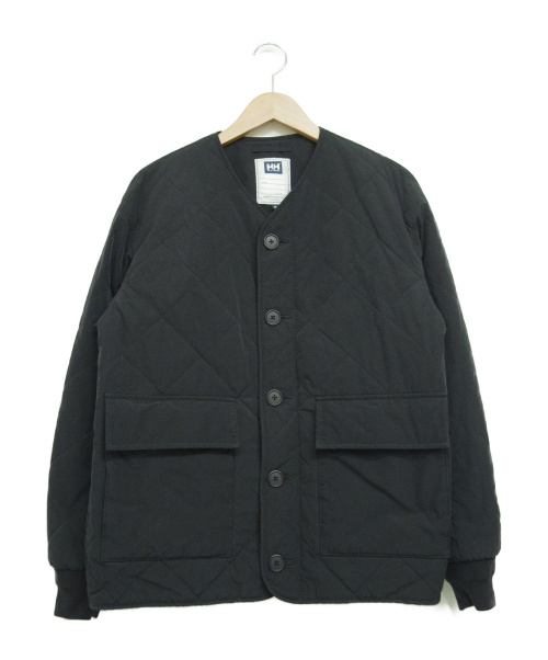 HELLY HANSEN(ヘリーハンセン)HELLY HANSEN (ヘリーハンセン) ヴィッカインサレーションジャケット ブラック サイズ:M VIKA INSULATION JACKET HE11822の古着・服飾アイテム