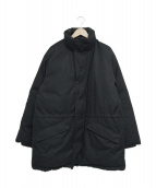 Eddie Bauer(エディーバウアー)の古着「[古着]ダウンジャケット」|ブラック