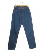 LIVING CONCEPT(リビングコンセプト)の古着「デニムパンツ」|インディゴ