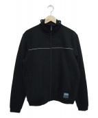 PRADA(プラダ)の古着「テクニカルフリースジャケット」|ブラック