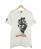 ELVIRA(エルビラ)の古着「クルーネックTシャツ」|ホワイト
