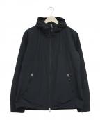KELTY(ケルティ)の古着「ジップフーディージャケット」|ブラック